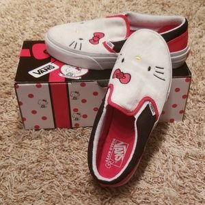 Vans Sanrio Hello Kitty Sneakers/shoes